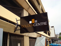 Illuminated Hanging Sign | Signarama | Golden Centre