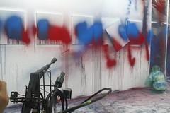 _MG_9753 (yang02) Tags: art painting graffiti robot machine sdb bot mediaart arduino 3331 jizzed sdb2 yang02 jizzedinmypants sokanno senselessdrawingbot  senselessdrawingbot2