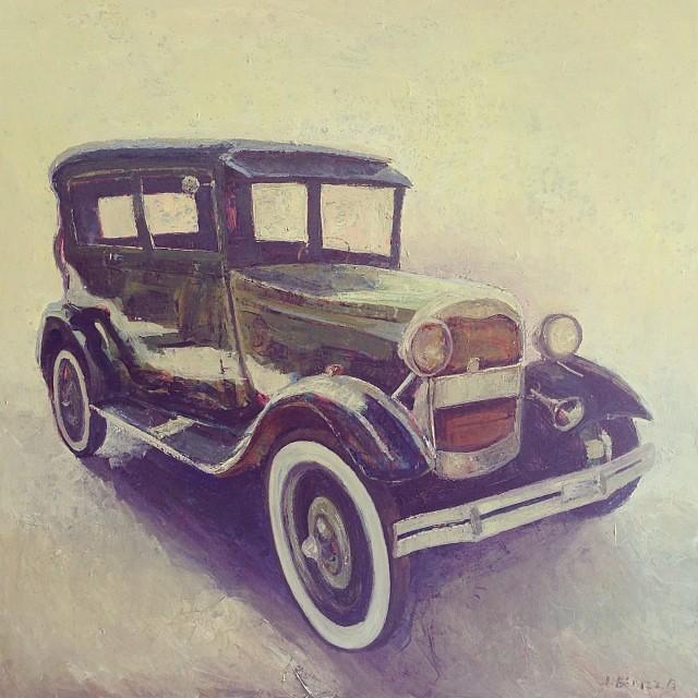 """""""Carcocha"""" de Jose Gomez $1800 • Bazarte #bazarte #arteenlima #artinlima #arte #art #artist #artista #pintura #painting"""