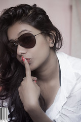| SS HH | (raw_roy) Tags: portrait people beauty model glamour faces fashionphotography indoor aviator