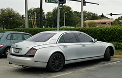 Maybach 57S (SPV Automotive) Tags: car sedan exotic luxury maybach 57s