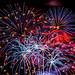 New Year 2014 FireWorks near Pier 14 SFO