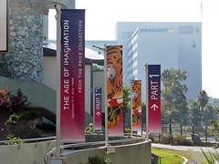 Museum, Pavilion for Japanese Art, Pole Banner
