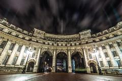Admiralty Arch (adrian.wai) Tags: uk longexposure london night canon tokina greenpark traveling fullframe ff charingcross f28 6d 1628