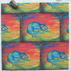 mice-mouse-swatch-kona-cott (paysmage) Tags: blue wallpaper pet cute brick childhood animal digital mouse design rat bright drawing sewing wrap mice fabric decal draw stiching spoonflower