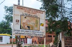 20140108-DSC_7901 (jbdodane) Tags: africa road bicycle sign cycling rape safety congo velo vlo cyclotourisme cycletouring day431 freewheelycom