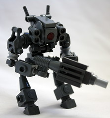 Assault Drone (Jackson S. .) Tags: robot drone