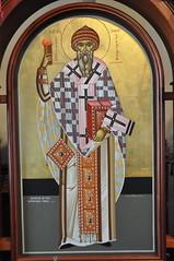 St. Spyridon Icon