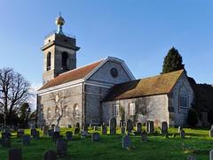West Wycombe, Buckinghamshire (Oxfordshire Churches) Tags: uk england unitedkingdom buckinghamshire churches panasonic anglican westwycombe cofe churchofengland goldenball mft listedbuildings gradeilisted johnward micro43 microfourthirds lumixgh3