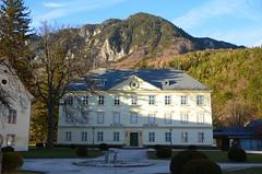 htupike Reichenaus (anuwintschalek) Tags: winter austria evening abend eveningsun february schloss niedersterreich abendsonne talv 2014 htu reichenau 18200vr reichenauanderrax d7k htupike nikond7000 schlossreichenau vision:mountain=0526 vision:outdoor=0987 vision:sky=0645