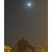 Azim Khan Tomb |Pairing of Mars (Left side of the moon ),Moon and Spica (Right side the moon )