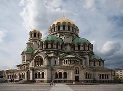 (Olexandr Vynnychenko) Tags: cathedral sofia bulgaria alexander nevsky