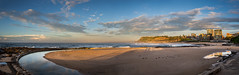 Newcastle Beach_Panorama (Gil Feb 11) Tags: panorama beach newcastle australia newsouthwales 5dmkiii