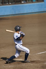 DSC05209 (shi.k) Tags: 横浜ベイスターズ 140601 嶺井博希 イースタンリーグ 平塚球場