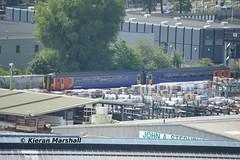 156473 outside Nottingham, 2/7/14 (hurricanemk1c) Tags: nottingham train br railway trains railways emt britishrail 2014 nottinghamcastle brel supersprinter class156 metrocammell eastmidlandstrains metcamm 156473 2s151145nottinghamskegness 1145nottinghamskegness