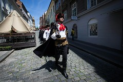 Guard Shift 2014 (Ivan Klindi) Tags: st canon square mark guard wide shift tourist zagreb ultrawide ultra trg croatian markos marka solider 6d soliders cravat kravat svetog cravata kravata