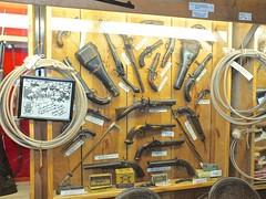 Antique Guns (thegreatlandoni) Tags: gun antique rifle rifles pistol guns antiques wyoming ammo sheridan pistols ammunition saddle kingssaddlery