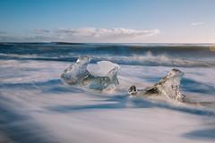 2016-11-Iceland-2857.jpg (Warren Henry Lewis) Tags: iceland surf icecubes blackbeach jkulsarlon beach ice