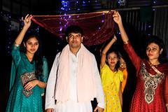 Tale of a Groom (Fardin1020) Tags: villagewedding village wedding weddingphotography canonphotography canon lights canon1100d girls king dslr traditon bangladeshi bangladeshphotography