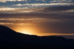 Last Moment Of Night (gpa.1001) Tags: california owensvalley inyocounty inyomountains sunrise