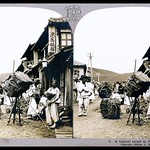 A VISIT TO OLD KOREA in 1902, No.3 --  Korea As it Was, Captured in 3-D by HERBERT G. PONTING thumbnail