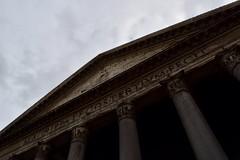 The Pantheon (ewvarn) Tags: italy rome florence pisa venice vacation trafalgar elviratrafalgar