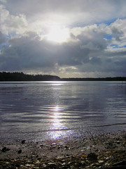 Morning After The Storm (Villa Ylle) Tags: morning sea gulfoffinland pellinki pellinge beach afterthestorm porvoo borg finland clouds