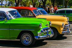 United Colors of Chevrolets (Magic Brix) Tags: cuba viaggi havana publish concorso candidata concorsi pubblicapubblicare taxi auto
