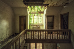 Nothing lasts forever (Yann PESIN) Tags: urbex urban urbexing exploration decay oblivion path urbaine oubli ruine abandoned places exploring