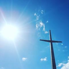 #sunny day in San Giovanni Rotondo #beautiful #beautifulday #potd #picoftheday #sun #blue #sky