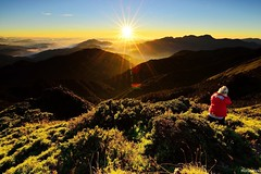 @_hehuanshan _Taiwan (monbydick) Tags: exposure hehuanshan monbydick national nikon park scenery landscape sky taiwan taroko                peaceful  sunset