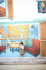 2016-10-31-12h36m45 (LittleBunny Chiu) Tags: 壁畫 台中 東海大學 西屯區 thu
