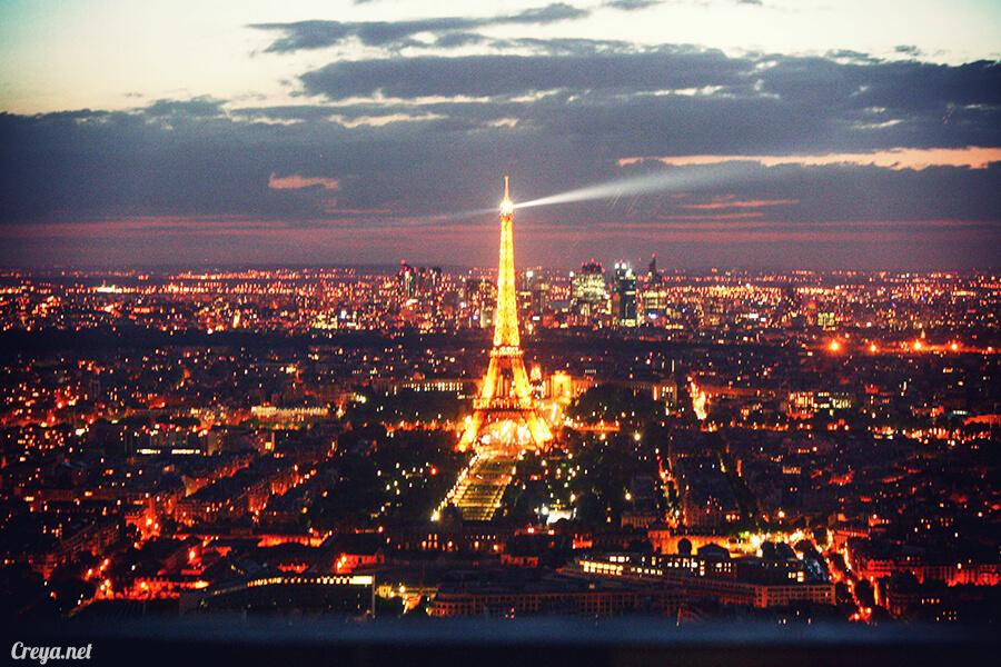 2016.10.09 ▐ 看我的歐行腿▐ 艾菲爾鐵塔,五個視角看法國巴黎市的這仙燈塔 09