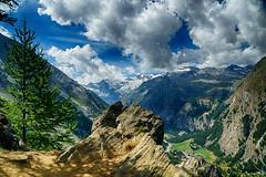 Cime tempestose - (robmanf55) Tags: verde montagna cielo nuvole mountains clouds sky stormy stormysky valdaosta