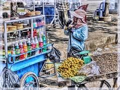 Lunch break (Bruno Zaffoni) Tags: battambang cambodia hdr