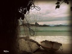 Praia de Copacabana aps as olimpadas... MCris (mcrisab) Tags: mar ocenao gua paz beleza rede barcos corcovado copacabana praia playa beach