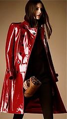 bfee9246d4caa85cc54711f9a8ca5960 (npeter50) Tags: raincoat red shiny