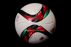 CONEXT15 RFEF COPA DEL REY FINAL 2015-2016 ADIDAS MATCH BALL 04 (ykyeco) Tags:  pallone ballon balon soccer football fussball spielball omb palla pelota   bola   top adidas ball pilka matchball conext15 rfef copa del rey final 20152016 match barcelona messi athletic bilbao copadelrey espana spain