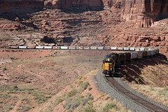 Potash Return (ZManMatt) Tags: utah potash moab ldg51b up gp40 gp60 riogrande train railroad railway up1482
