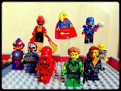 Lego CW 4-Part Crossover (Thanos707) Tags: canary white atom heatwave america league society justice vixen queen oliver green kara firestorm diggle duffle guardian spartan commander commandersteel citizensteel citizen steel lego cw tv dc legends tomorrow supergirl of flashpoint flash verse arrow arose arrowverse