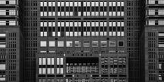 tokyo metropolitan government building 7987 (s.alt) Tags: tokyometropolitangovernmentbuilding 東京都庁 tōkyōtochō shinjuku metropolitan government metropolis tokyo 243meter building tower house kenzōtange tochō 都庁 block square buildingexterior city urban 東京 tōkyō tokio kantō honshū japan capitalcity tokyometropolis blackwhite bw schwarzweiss sw licht architecture scenic street town window kontrast abstract skyscraper geometric monochrome monochrom monochromatisch detail