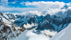 tjvZpw-ENPs-1 (i.gorshkov) Tags: nature sky clouds mountains high cold winter snow wind outdoor rocks exploration searching plants beautiful view