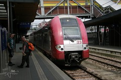 Luxemburg (2016) - Luxembourg Station / Gare de Luxembourg (glanerbrug.info) Tags: 2016 luxembourg luxemburgstadt luxembourgcity locomotief ltzebuerg ltzebuergstad luxemburgkantonluxemburg
