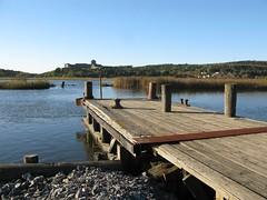 River Göta älv and Bohus fästning north of Bohus 2012 (biketommy999) Tags: 2012 bohus ale västragötaland bohusfästning fortress fästning götaälv river älv