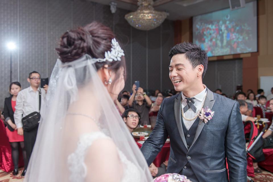 台南婚攝 婚禮紀錄 情定婚宴城堡 C & M 127
