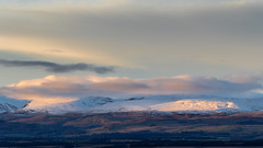 Perthshire Sunset (dalejckelly) Tags: canon goldenhour perthshire perth sunset scotland scottish autumn winter landscape snow mountain mountains hill hills trossachs 7dmarkii 70300l outdoor