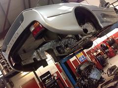 Jaguar XJ220 - major overhaul (andreboeni) Tags: classic car automobile cars automobiles voitures autos automobili classique voiture retro auto oldtimer klassik classico classica jaguar xj220 supercar