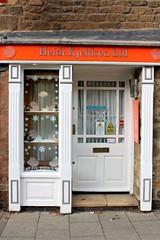 Heidi Kjeldsen Ltd Christmas 2016 Mill Street Oakham Rutland (@oakhamuk) Tags: oakhaminbloom oakham christmas shop window competition rutland