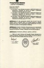643-2007-2 (digitalizacionmalabrigo) Tags: autoriza donacion terrenos direccion provincial vivienda urbanismo complejo ambiental
