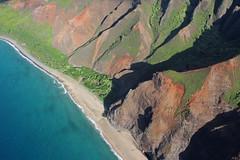 Npali Coast State Wilderness Park (russ david) Tags: npali coast state wilderness park kauai september 2016 hawaii hi helicopter tour